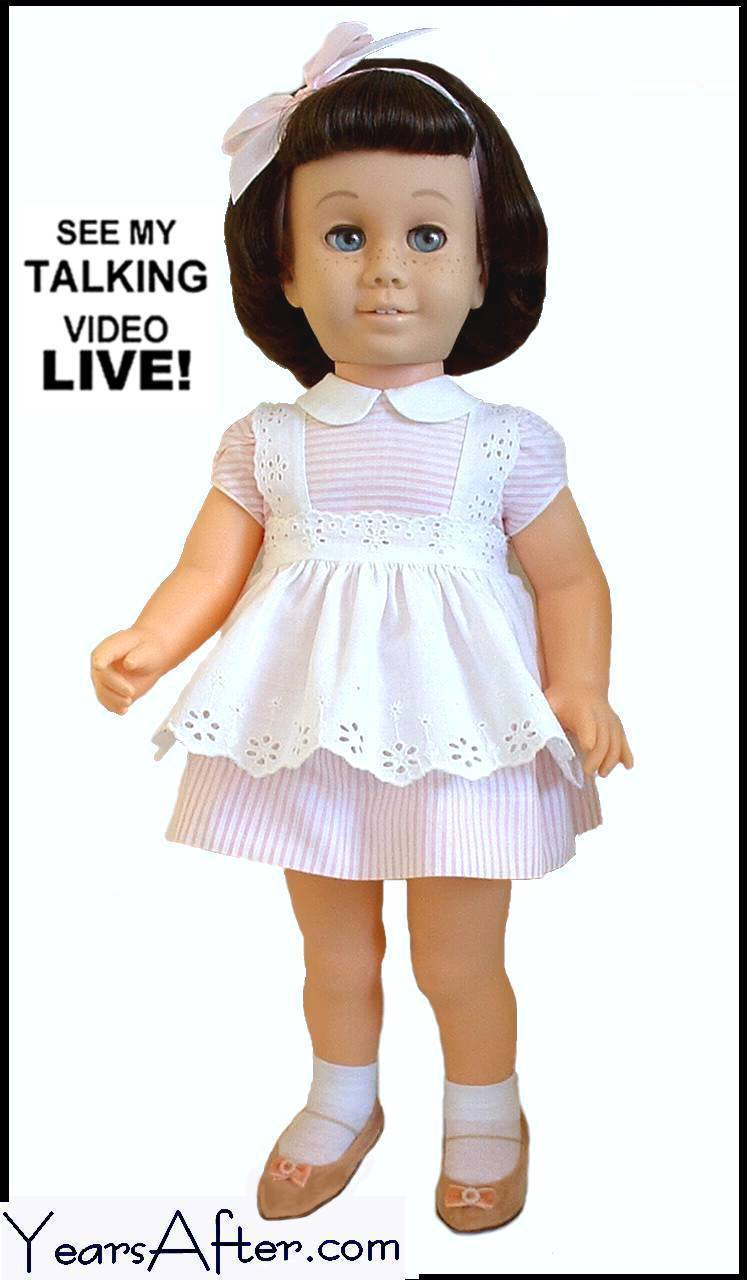 Vintage Mattel Chatty Cathy … See and Hear Her TALK ...